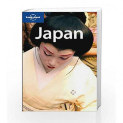 Japan (Lonely Planet Country Guides) by Lonely Planet Book-9781741046670
