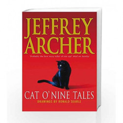 Cat O' Nine Tales by Archer,Jeffrey Book-9780330418836