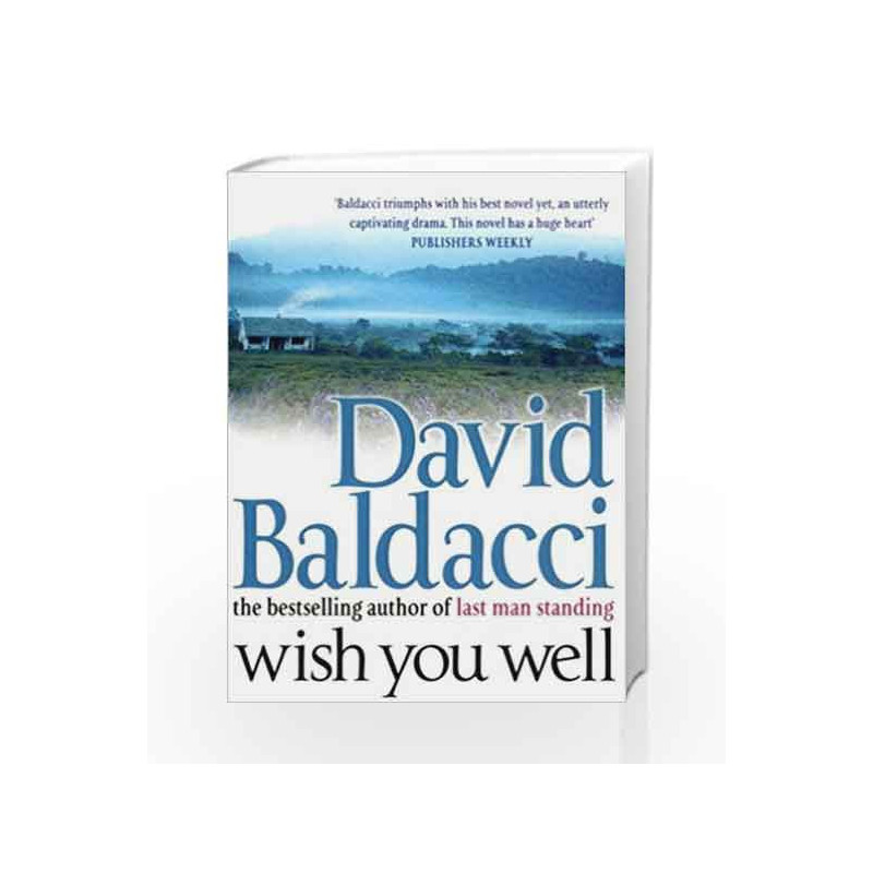 Wish You Well by Baldacci, David-Buy Online Wish You Well Reprints edition  (21 November 2003) Book at Best Price in India:Madrasshoppe com