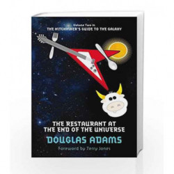 The Restaurant at the End of the Universe (The Hitchhiker's Guide to the Galaxy) by Adams Douglas Book-9780330508599