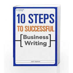 10 Steps to Successful Business Writing by Jack E. Appleman Book-9788131515006