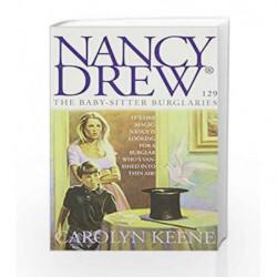 The Baby-Sitter Burglaries (Nancy Drew) by Keene, Carolyn Book-9780671505073
