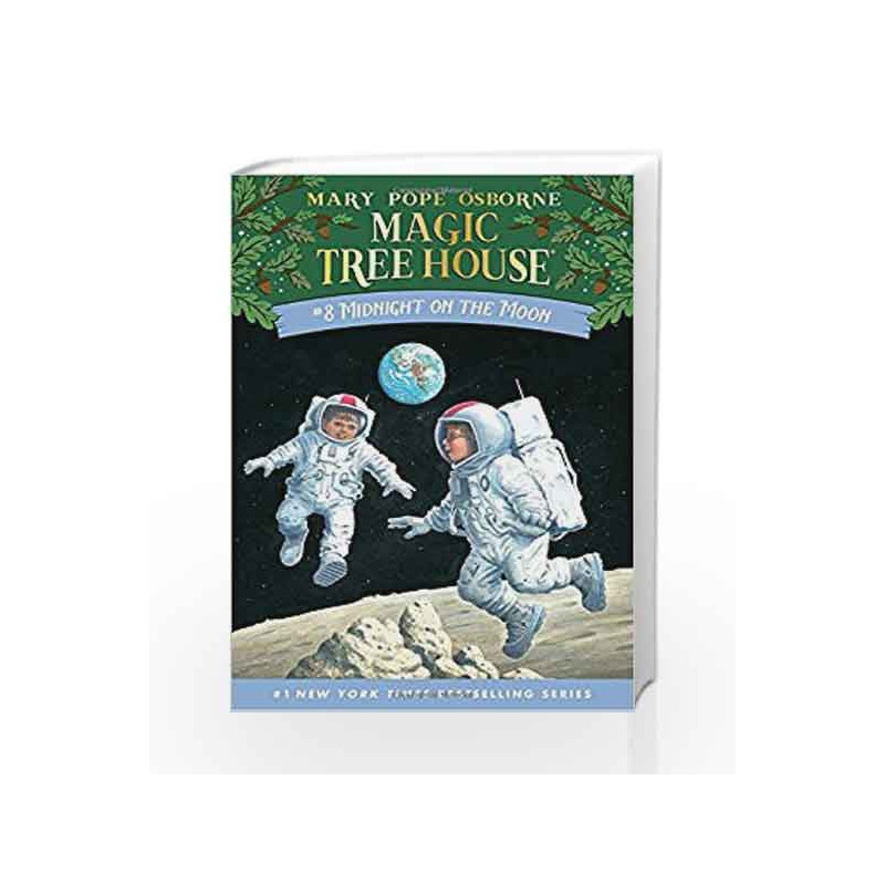 Midnight On The Moon Magic Tree House R By Osborne Mary Buy Online Midnight On The Moon Magic Tree House R Book At Best Price In