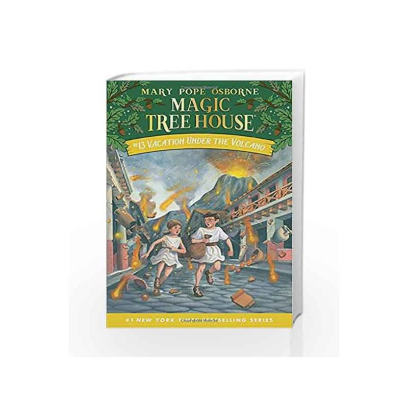 Vacation Under The Volcano Magic Tree House R By Osborne Mary Buy Online Vacation Under The Volcano Magic Tree House R Book At Best Price In