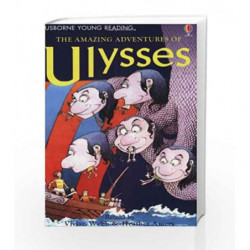 Amazing Adventures of Ulysses (Usborne Young Reading Series 2) by Webb, V. Book-9780746054116