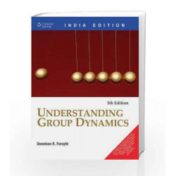 Understanding Group Dynamics by Forsyth Book-9788131516195