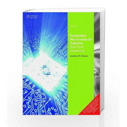Embedded Microcomputer System Real Time Interfacing by Jonathan W. Valvano Book-9788131516324