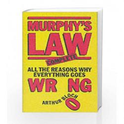 Murphy's Law: Complete (Mandarin Humour) by BLOCH ARTHUR Book-9780099445456