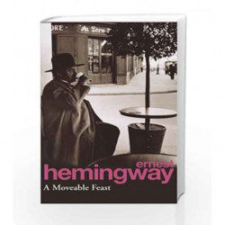 A Moveable Feast by HEMINGWAY ERNEST Book-9780099909408