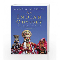 An Indian Odyssey by BUCKLEY MARTIN Book-9780099458906