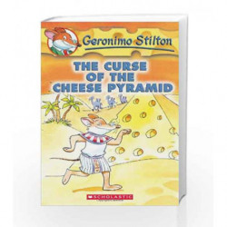 The Curse of the Cheese Pyramid: 2: 02 (Geronimo Stilton) by Elisabetta Dami Book-9780439559645