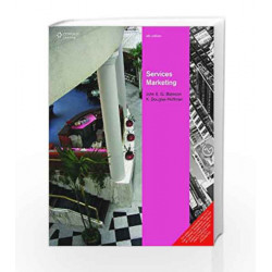 Services Marketing by John E. G. Bateson Book-9788131516478