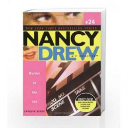 Murder on the Set (Nancy Drew (All New) Girl Detective) by Keene, Carolyn Book-9781416933977