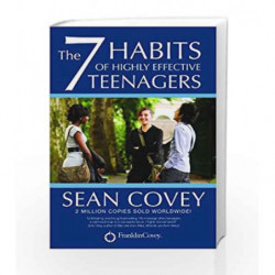 The 7 Habits Of Highly Effective Teenagers by COVEY SEAN Book-9780743252522