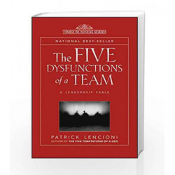 The Five Dysfunctions of a Team: A Leadership Fable by LENCIONI PATRICK Book-9788126522743