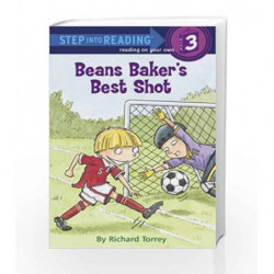 Beans Baker's Best Shot (Step into Reading) by Rich Torrey Book-9780375828393