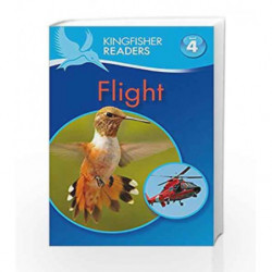 Flight (Kingfisher Readers Level 4) by Oxlade, Chris Book-9780753430644