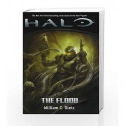 The Flood (Halo) by WILLAIM C. DIETZ Book-9780765328335