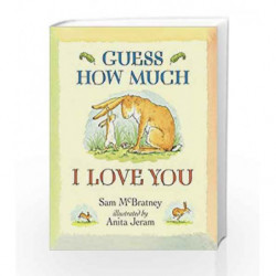 Guess How Much I Love You by S & Jeram  A  McBratney Book-9781406300406