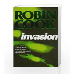 Invasion by Cook, Robin Book-9780330352888