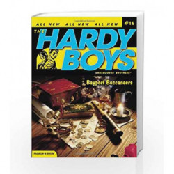 Bayport Buccaneers (Hardy Boys (All New) Undercover Brothers) by Dixon, Franklin W. Book-9781416934035