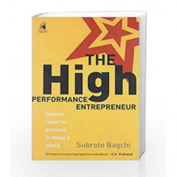 The High-Performance Entrepreneur by Bagchi, Subroto Book-9780143064268
