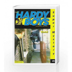 Wanted (Hardy Boys Undercover Brothers: Super Mystery) by Franklin W. Dixon Book-9781416912583