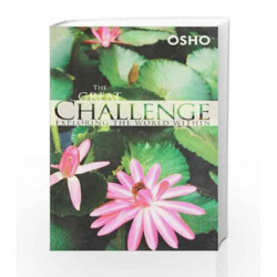Great Challenge : Exploring The World Within by Osho Book-9788172236847