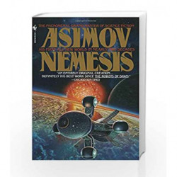 Nemesis by Isaac Asimov Book-9780553286281