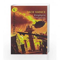 Emphyrio (S.F. MASTERWORKS) by Vance Jack Book-9781857988857