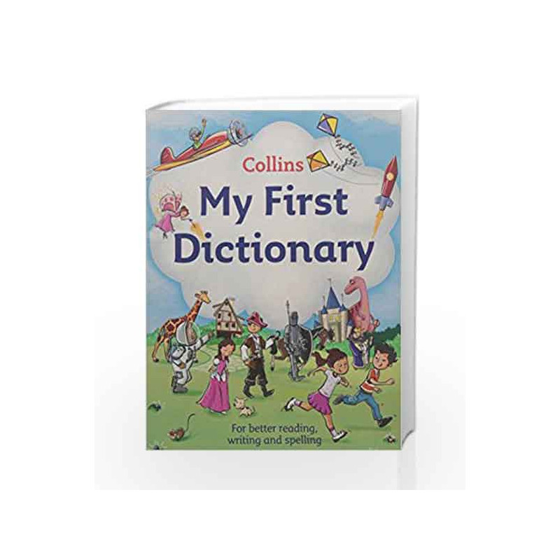 My First Dictionary (Collins First) by Collins Dictionaries Book-9780007337491