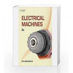 Electrical Machines by R.K Srivastava Book-9788131517994