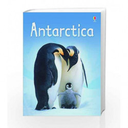 Antarctica (Beginners Series) by Lucy Bowman Book-9780746080351