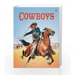 Cowboys (Usborne Beginners) by Catriona Clarke Book-9780746080344