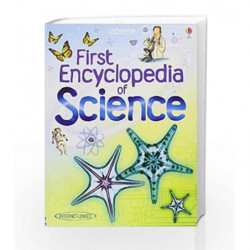 First Encyclopedia of Science (Usborne First Encyclopedias) by Rachel Firth Book-9781409522447