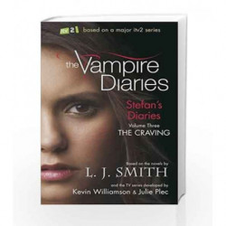 The Craving: Book 3 (The Vampire Diaries) by L J Smith Book-9781444901689