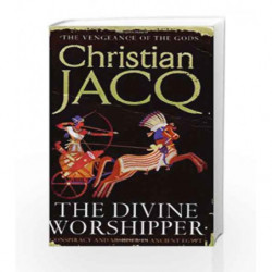 The Divine Worshipper (Vengeance of the Gods 2) by JACQ CHRISTIAN Book-9781847390615