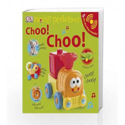 Noisy Peekaboo! Choo! Choo! by NA Book-9781405352697