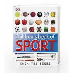 Children's Book of Sport (Dk) by DK Book-9781405368506