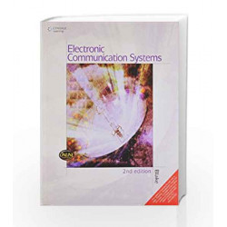 Electronic Communication Systems by Roy Blake Book-9788131518410