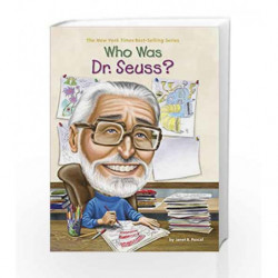 Who Was Dr. Seuss? by Janet B. Pascal Book-9780448455853