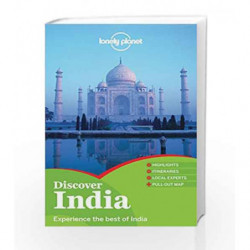 Discover India (Lonely Planet Country Guides) by Abigail Hole, Michael Benanav Book-9781742202914