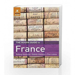The Rough Guide to France by David Abram Book-9781848367234