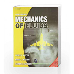 Mechanics of Fluids by David C. Wiggert Book-9788131518465