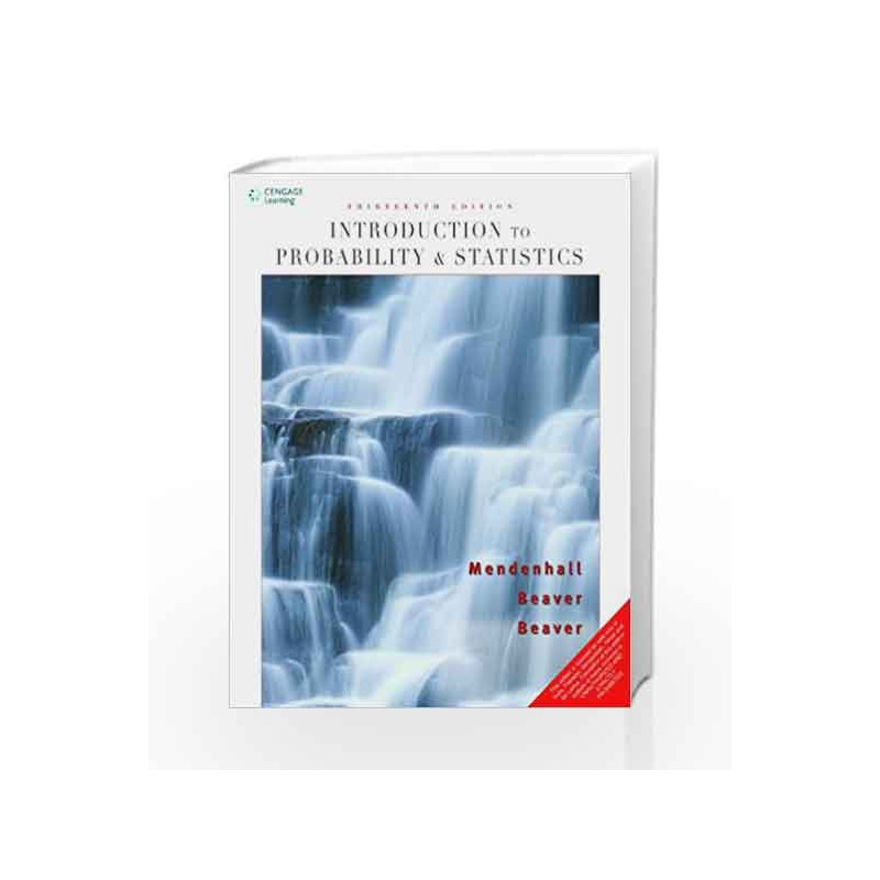 Introduction to Probability and Statistics by William Mendenhall-Buy Online  Introduction to Probability and Statistics Book at Best Price in