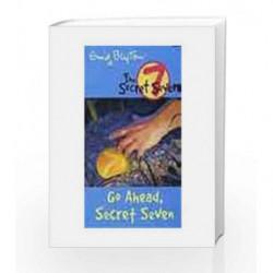 Go Ahead Secret Seven: 5 (The Secret Seven Series) by Enid Blyton Book-9780340893111
