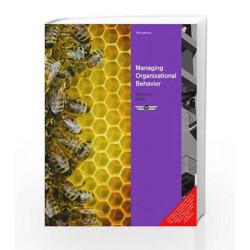 Managing Organizational Behavior by  Book-9788131518649
