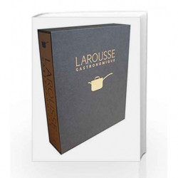 New Larousse Gastronomique by NA Book-9780600620426