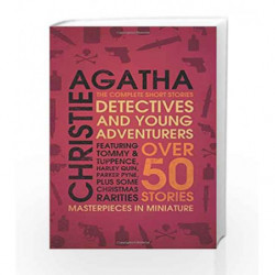 Detectives and Young Adventurer: The Complete Short Stories by CHRISTIE AGATHA Book-9780007284191