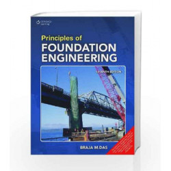 Principles of Foundation Engineering by  Book-9788131518786